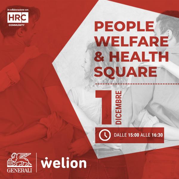 PEOPLE WELFARE & HEALTH SQUARE